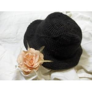 Cappello donna ad uncinetto