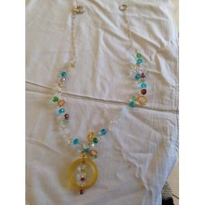Collana artigianale Bijoux