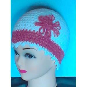 Cappello di lana ad  uncinetto