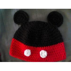Cappello di lana neonato