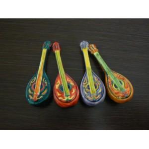 Mandolini in ceramica